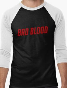 Bad Blood Men's Baseball ¾ T-Shirt