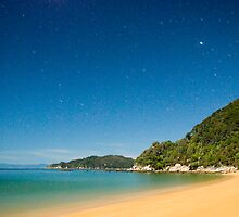 Totaranui Beach, Abel Tasman National Park 2 by Paul Mercer
