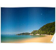 Totaranui Beach, Abel Tasman National Park 2 Poster