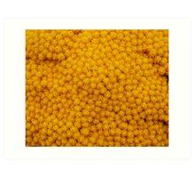 Big Great Ball Of Yellowy Goodness Art Print
