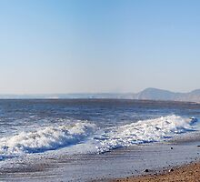 Branscombe Panorama by Claire Elford