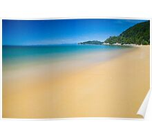 Totaranui Beach, Abel Tasman National Park 3 Poster