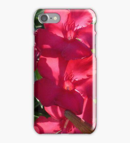 red - rojo iPhone Case/Skin
