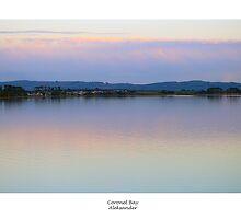Coronet Bay by Aleksander