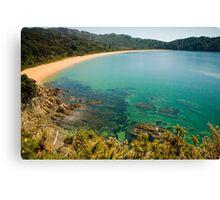 Totaranui Beach, Abel Tasman National Park Canvas Print