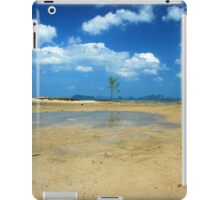 Beach in Krabi, Thailand iPad Case/Skin