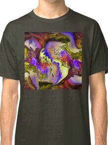 Somewhere- Abstract ART+Product Design Classic T-Shirt