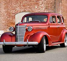 1938 Chevrolet Custom Sedan by DaveKoontz