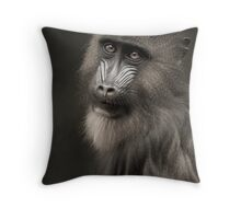 Mandrill Throw Pillow