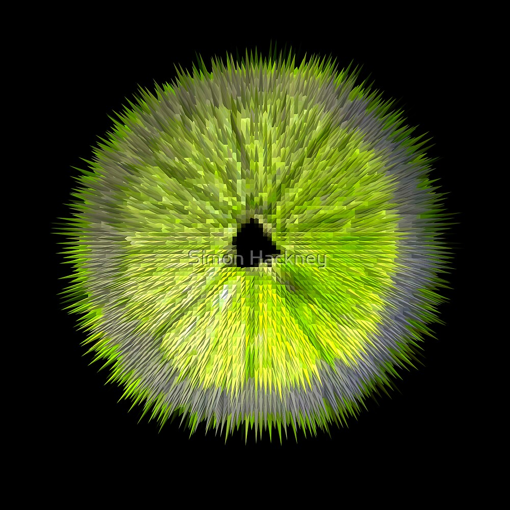 Spiked Lime by Simon Hackney