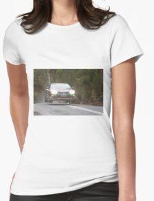Steve Glenney's Flying GTR Womens Fitted T-Shirt