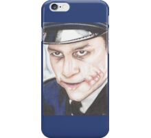 The Joker's Disguise iPhone Case/Skin
