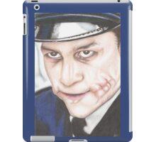 The Joker's Disguise iPad Case/Skin