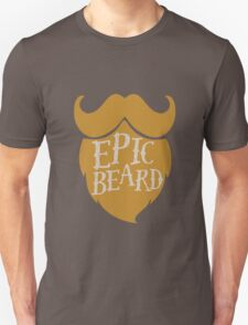 Epic beard blond T-Shirt