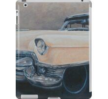 Cadillac study iPad Case/Skin