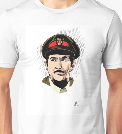The Brigadier Unisex T-Shirt