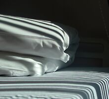 The Hospital Bed Sheets.  by Isa Rodriguez