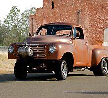 1948 Studebaker Pickup 'Gasser' by DaveKoontz