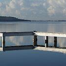 Fennell Bay Jetty by Rochelle Buckley