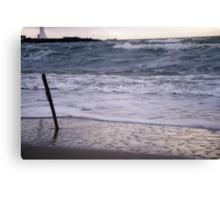 Spell By The Sea Canvas Print