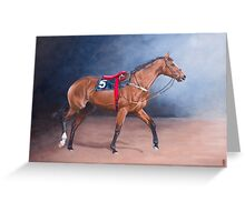 For Bill- Listowel races 2011 Greeting Card