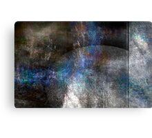 Shoaib's Spatial Heart Canvas Print