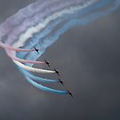 the red arrows by Di Dowsett