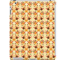 Thanksgiving hands and hearts pattern iPad Case/Skin