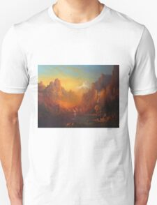 The Fellowship Of The Ring Moria T-Shirt