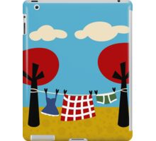 Country Wash Day iPad Case/Skin