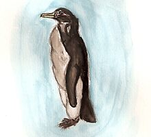 Penguin by Claire Elford
