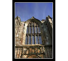 Bolton Priory West Facade Photographic Print