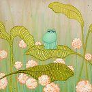 frog by Martina Stroebel