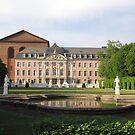 Trier Kurfurstliche Palais by Elena Skvortsova