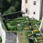 Terrace garden by Elena Skvortsova