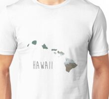 Hawaiian Islands Unisex T-Shirt