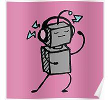 Robot Boogie Poster