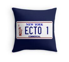 ECTO 1 Throw Pillow