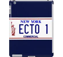 ECTO 1 iPad Case/Skin