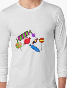 Candyland Long Sleeve T-Shirt