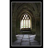 Valle Crucis Abbey - Llangollen, Wales Photographic Print