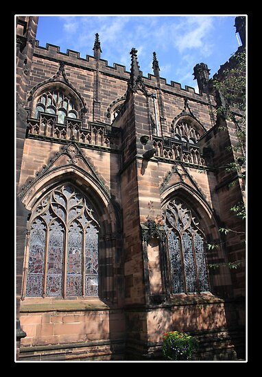 Chester Cathedral II by Emma Wright