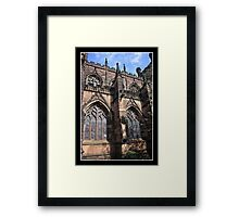 Chester Cathedral II Framed Print