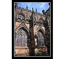 Chester Cathedral II Photographic Print