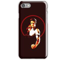 Right Turn Clyde iPhone Case/Skin