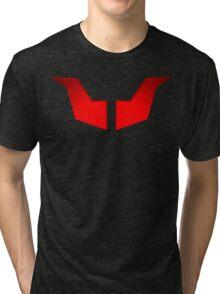 Mazinger Breast Tri-blend T-Shirt