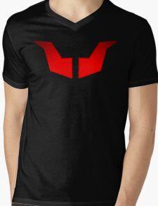 Mazinger Breast Mens V-Neck T-Shirt