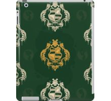 Skull Crest Wallpaper iPad Case/Skin