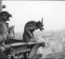 PARIS SKYLINE by DOBART