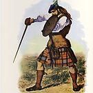 MacLachlan Warrior by zahnartz